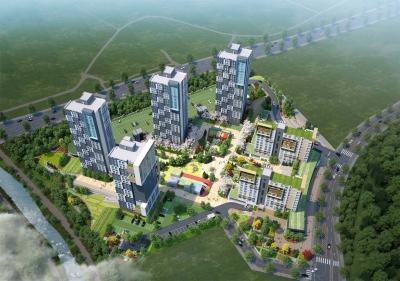 """[당당한 공공주택] 에스아이건축 """"사람을 위한 혁신"""""""