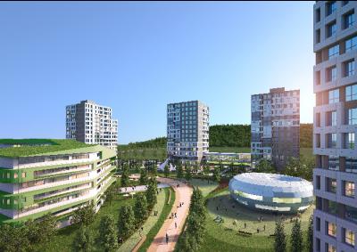 에스아이그룹, '파주운정3 A34블록 공동주택 설계공모' 당선